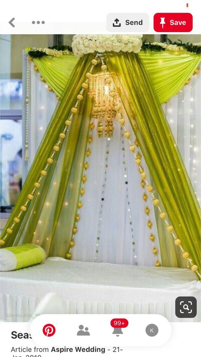 Reception Backdrop by Heaven Days.Co - 049