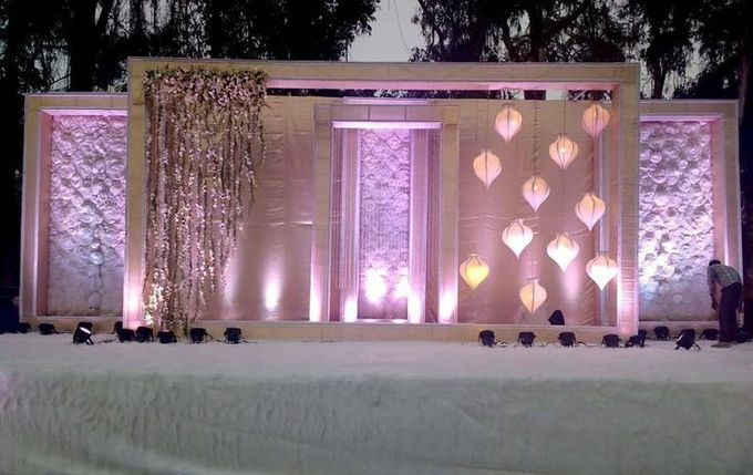 Reception Backdrop by Heaven Days.Co - 008