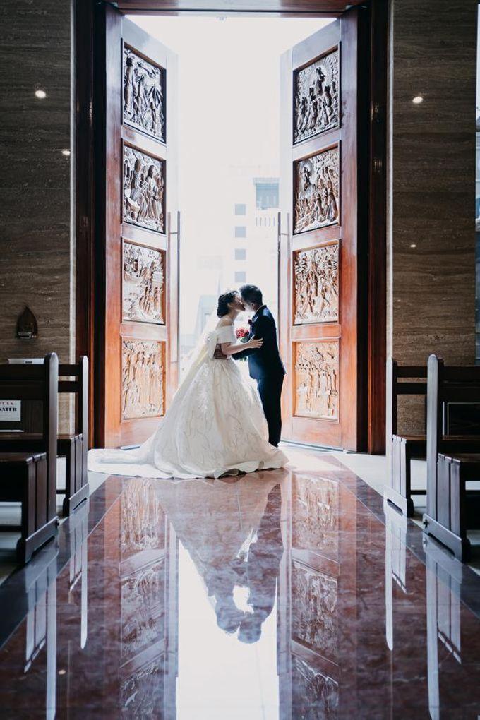 Happy wedding to Ellen & Anthony by D BRIDE - 003