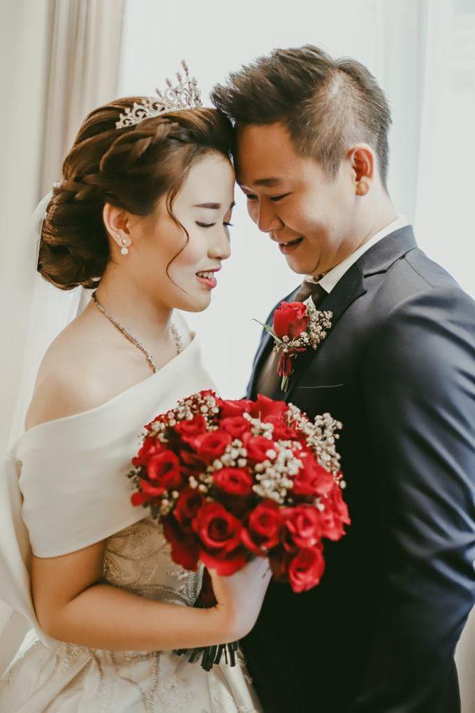 Happy wedding to Ellen & Anthony by D BRIDE - 007