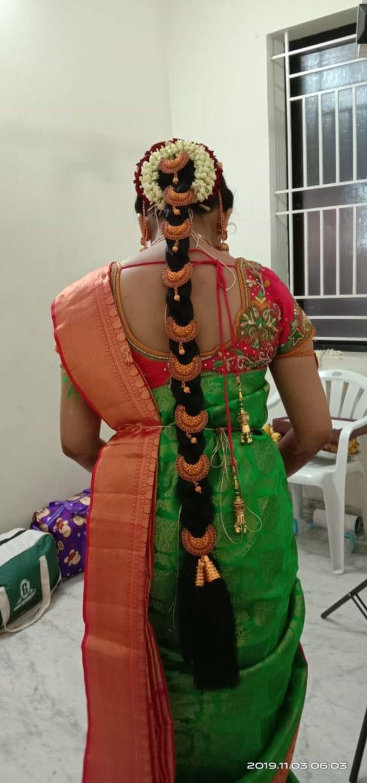 Mugurtham Look by Anjalisri Makeover - 004