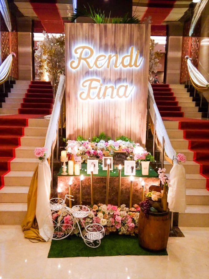 @Graha Mandiri Ballroom by Jevahrei (Menara BTN, Graha Mandiri, UNTAR) - 004