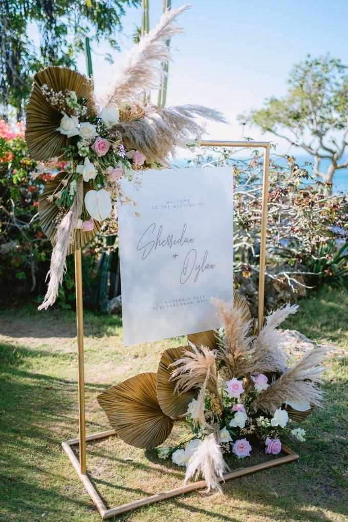 The Wedding of  Sherridan & Dylan by Bali Wedding Atelier - 001