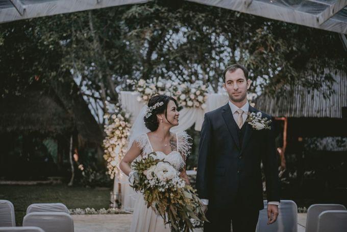 Noni & Thomas Wedding At Sapu Lidi by Josh & Friends Entertainment - 002