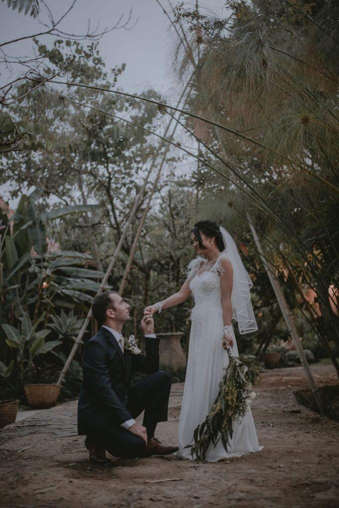 Noni & Thomas Wedding At Sapu Lidi by Josh & Friends Entertainment - 003