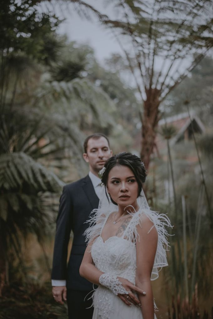 Noni & Thomas Wedding At Sapu Lidi by Josh & Friends Entertainment - 001