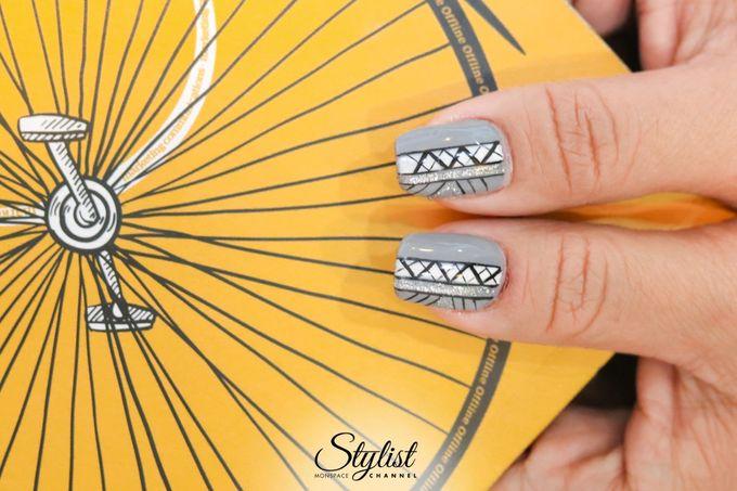 GEL POLISH & NAIL ART by MS Stylist Channel - 008