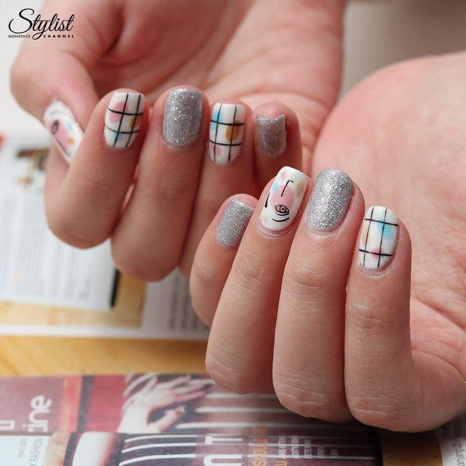 GEL POLISH & NAIL ART by MS Stylist Channel - 002