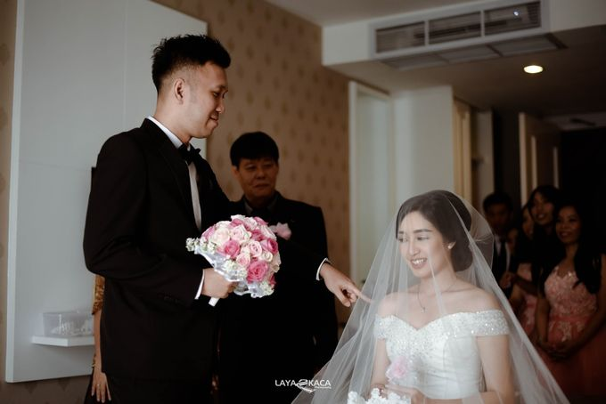 Wedding Of Mourice & Cindy - 5 Oktober 2019 by Sugarbee Wedding Organizer - 033