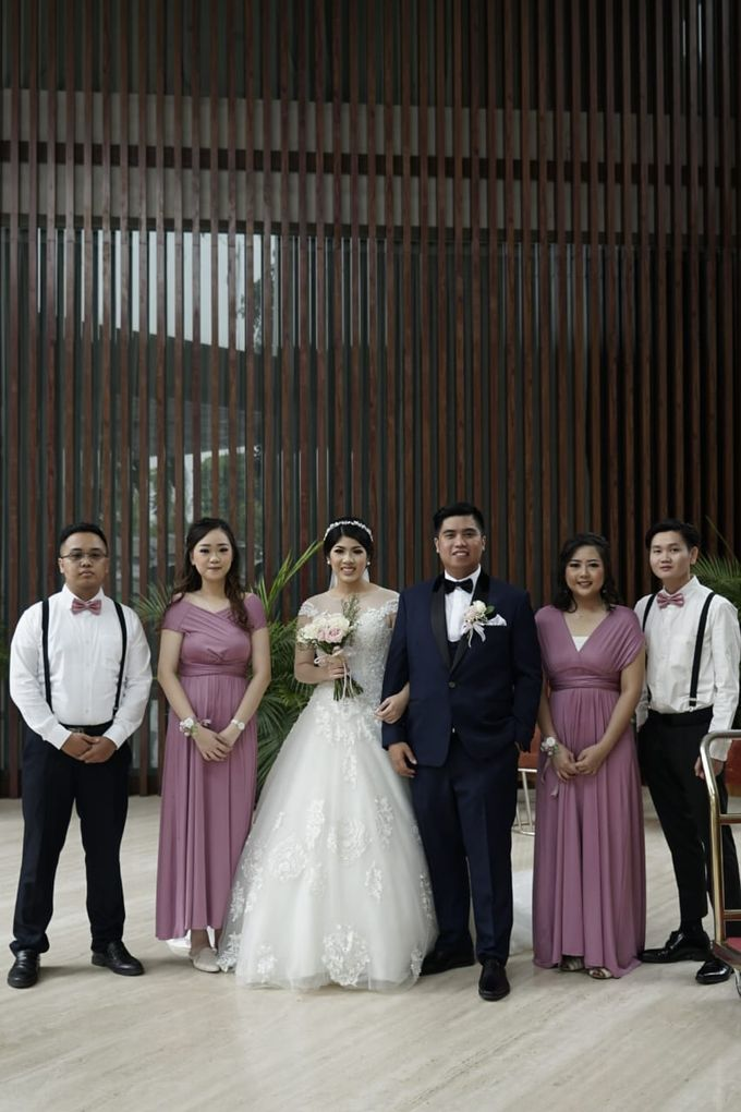 Jordan & Putri Wedding by DESPRO Organizer - 008