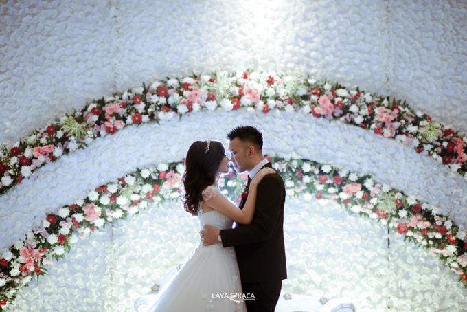 Wedding Of Mourice & Cindy - 5 Oktober 2019 by Sugarbee Wedding Organizer - 026