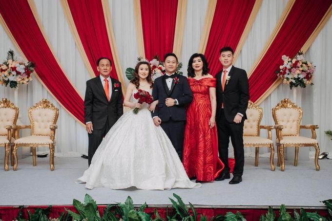 Happy wedding to Ellen & Anthony by D BRIDE - 011