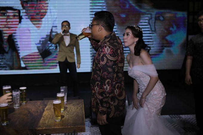 Wedding Of Perpi & Manda by MC Samuel Halim - 006
