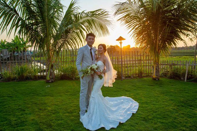 THE WEDDING OF TANIA & ADE by ODDY PRANATHA - 005