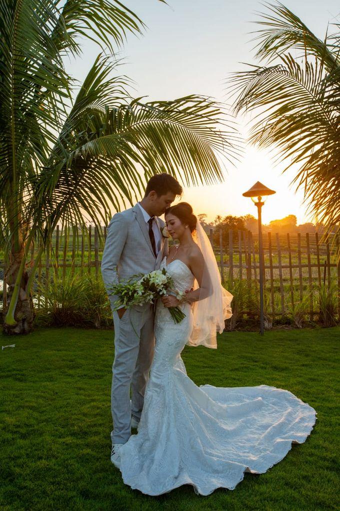 THE WEDDING OF TANIA & ADE by ODDY PRANATHA - 009