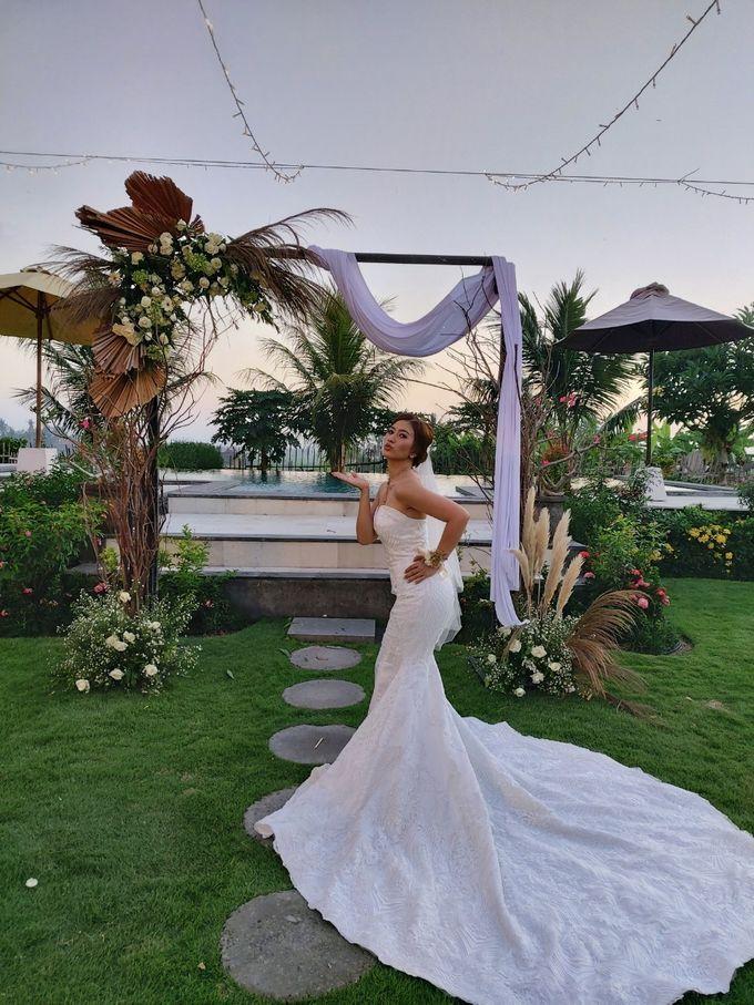 THE WEDDING OF TANIA & ADE by ODDY PRANATHA - 011