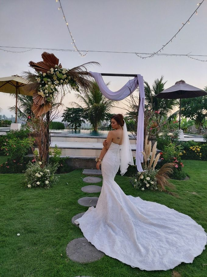 THE WEDDING OF TANIA & ADE by ODDY PRANATHA - 007