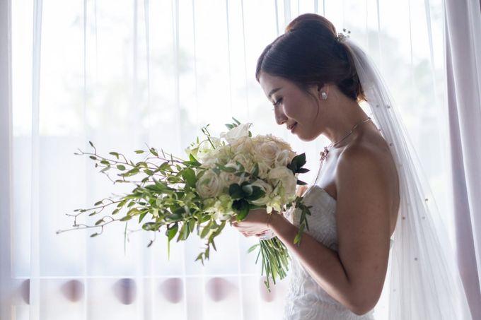THE WEDDING OF TANIA & ADE by ODDY PRANATHA - 003