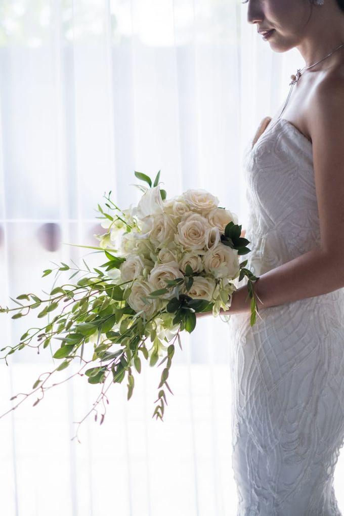 THE WEDDING OF TANIA & ADE by ODDY PRANATHA - 002