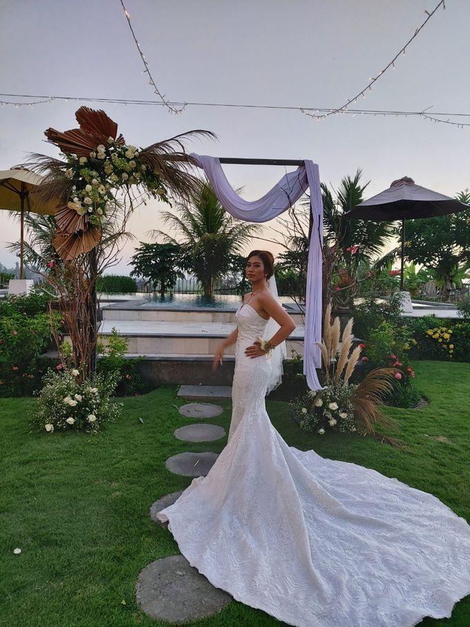 THE WEDDING OF TANIA & ADE by ODDY PRANATHA - 012