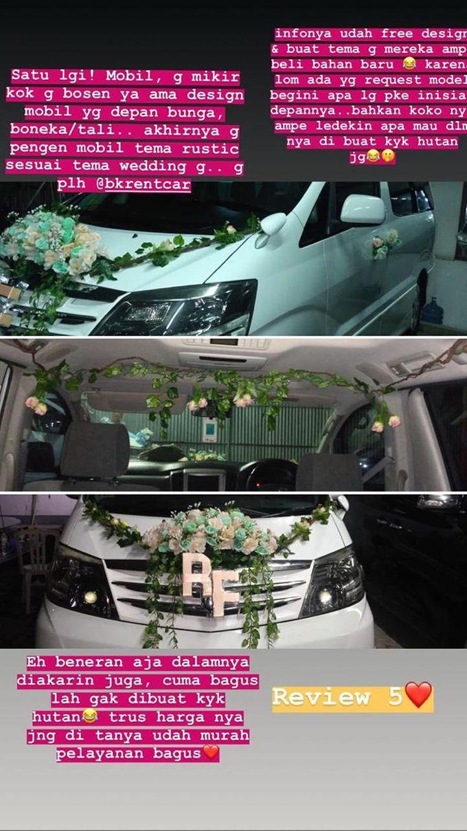 Pameran WEDDING US DI PLUITVILLAGE 28Feb-01Maret20 by BKRENTCAR - 016