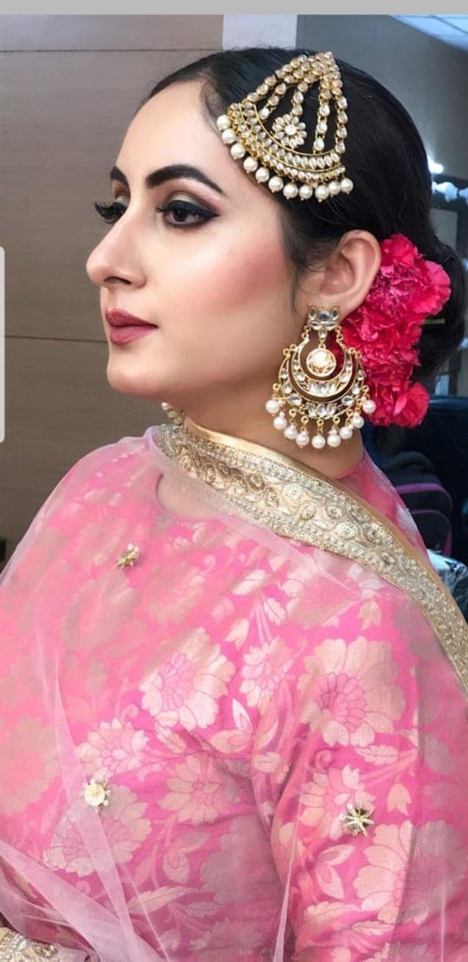 Shades Of Bridal makeups by Makeover By Garima Baranwal - 033