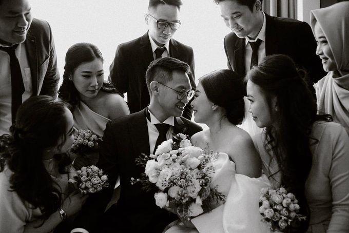THE WEDDING OF MICHAEL & CINDY by Serenity wedding organizer - 001