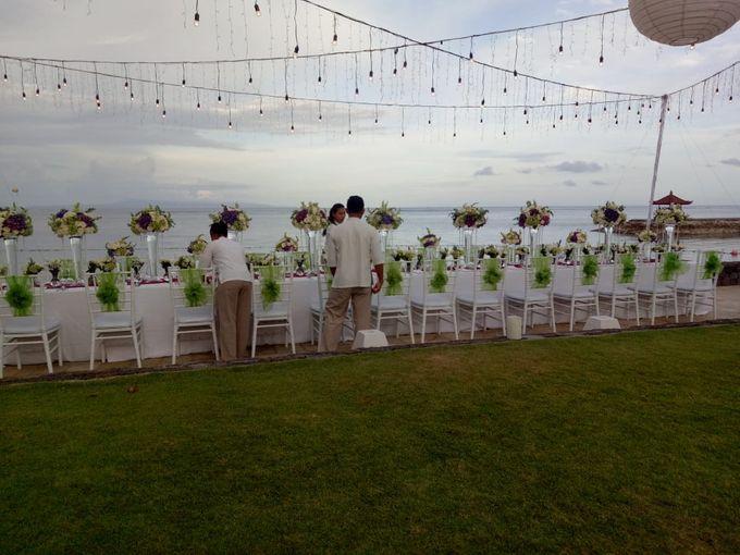 Ceremony & Dinner by Sekar Jagat Bali - 002