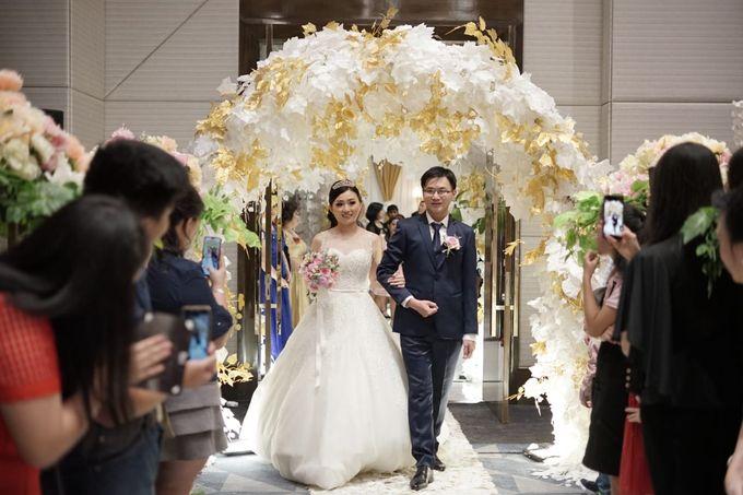 William & Melisa Wedding by Elina Wang Bridal - 003