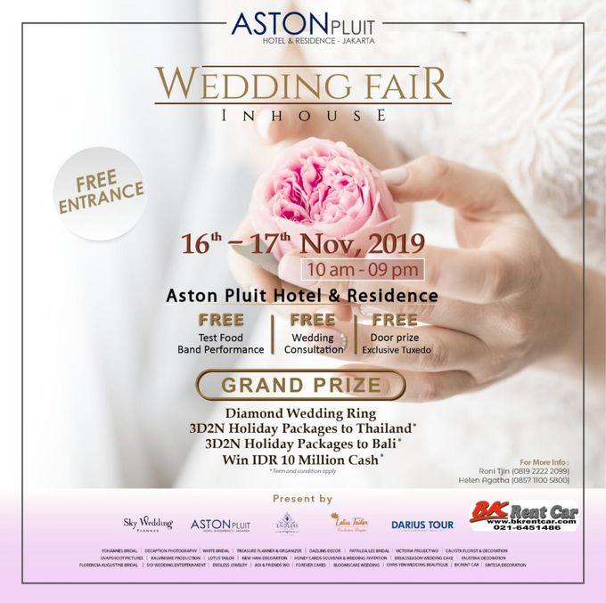 Pameran Di Hotel ASTON PLUIT tgl 16-17november2019 by BKRENTCAR - 018