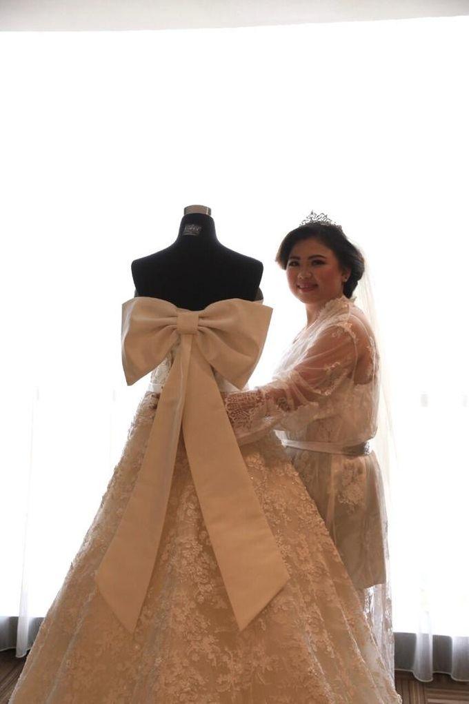 Happy wedding to Fany & IVan by D BRIDE - 005