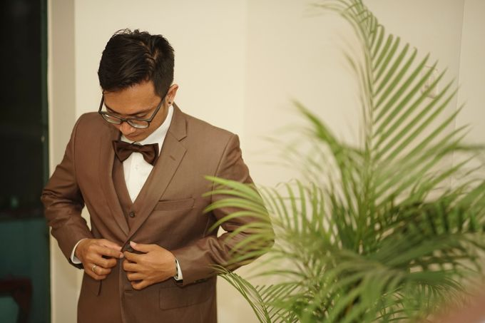 Bayu Krisna - Dina Wedding by ARLO Tailor - 005