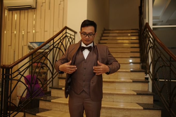 Bayu Krisna - Dina Wedding by ARLO Tailor - 003