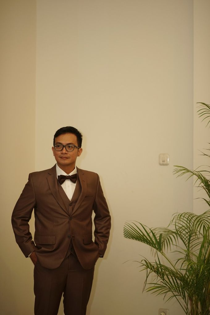 Bayu Krisna - Dina Wedding by ARLO Tailor - 004