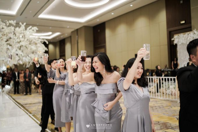 The Sultan - Satria & Gabby by The Sultan Hotel & Residence Jakarta - 007