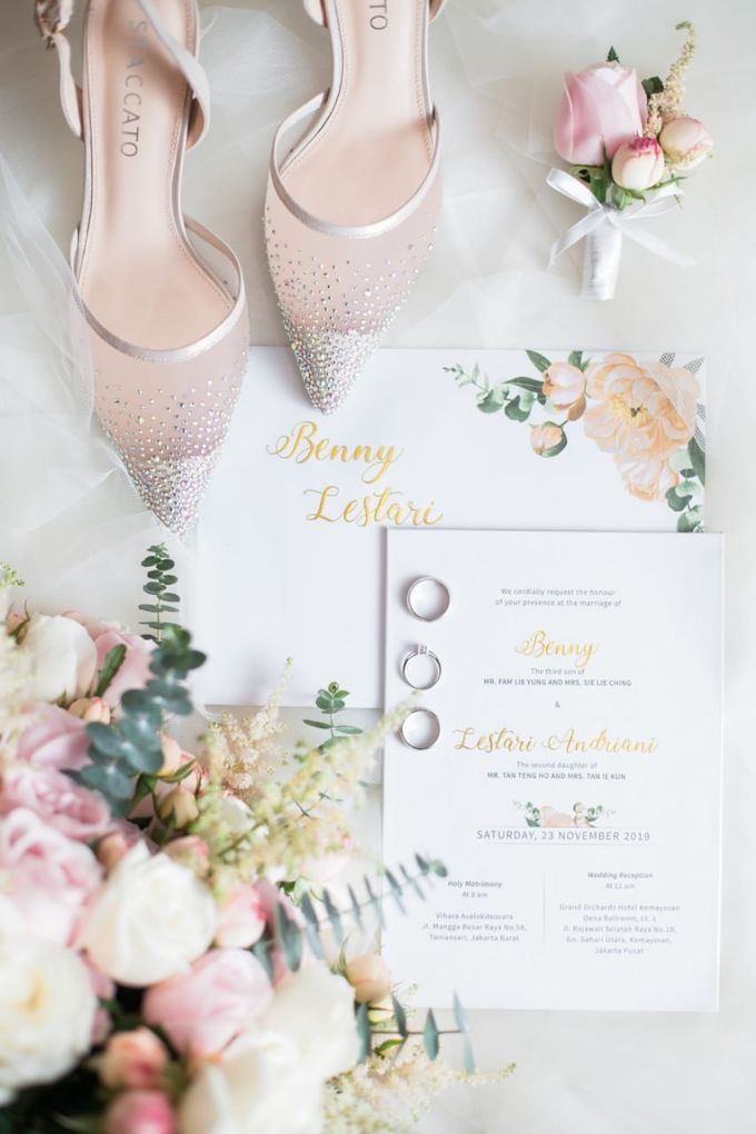 THE WEDDING OF BENNY & LESTARI by Serenity wedding organizer - 001