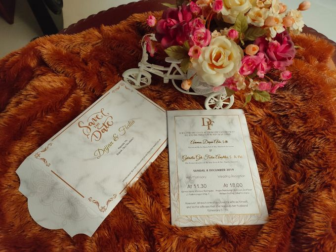Deijian & Ficilia Invititation by xime wedding card - 001