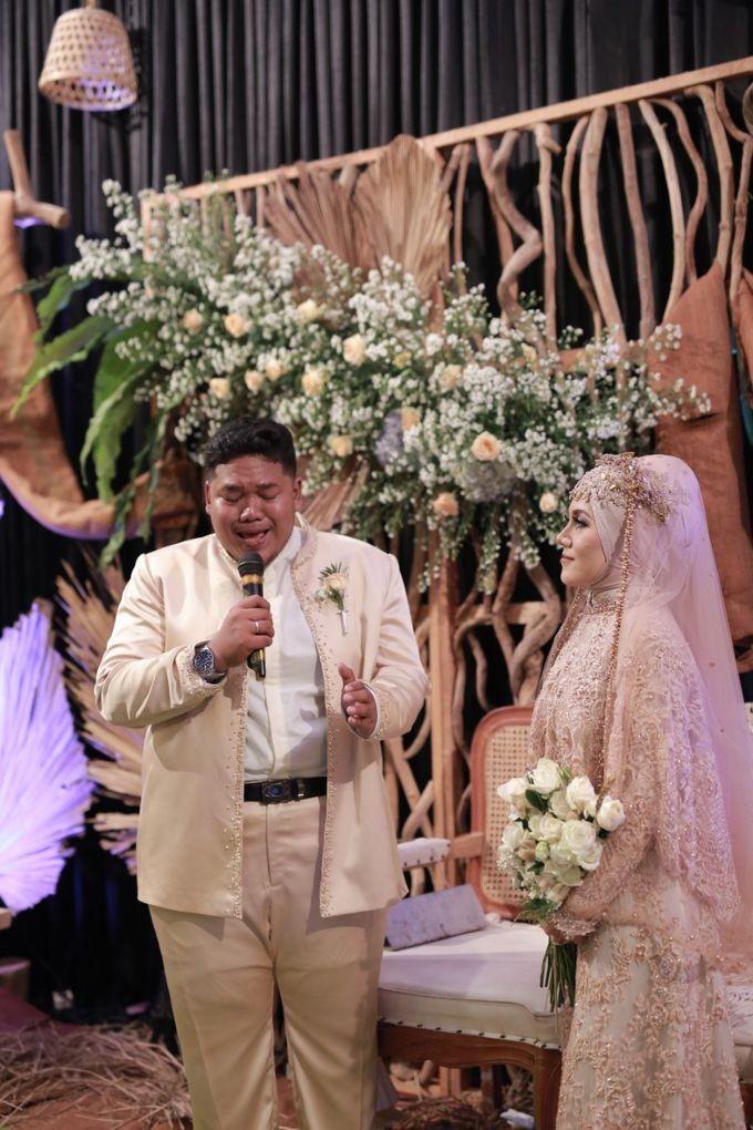 TOPIK SUDIRMAN & SARAH SEKAR by SORA Wedding Organizer - 002