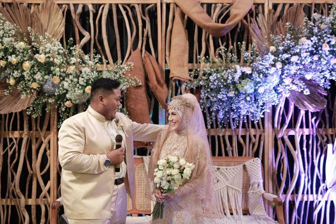 TOPIK SUDIRMAN & SARAH SEKAR by SORA Wedding Organizer - 001