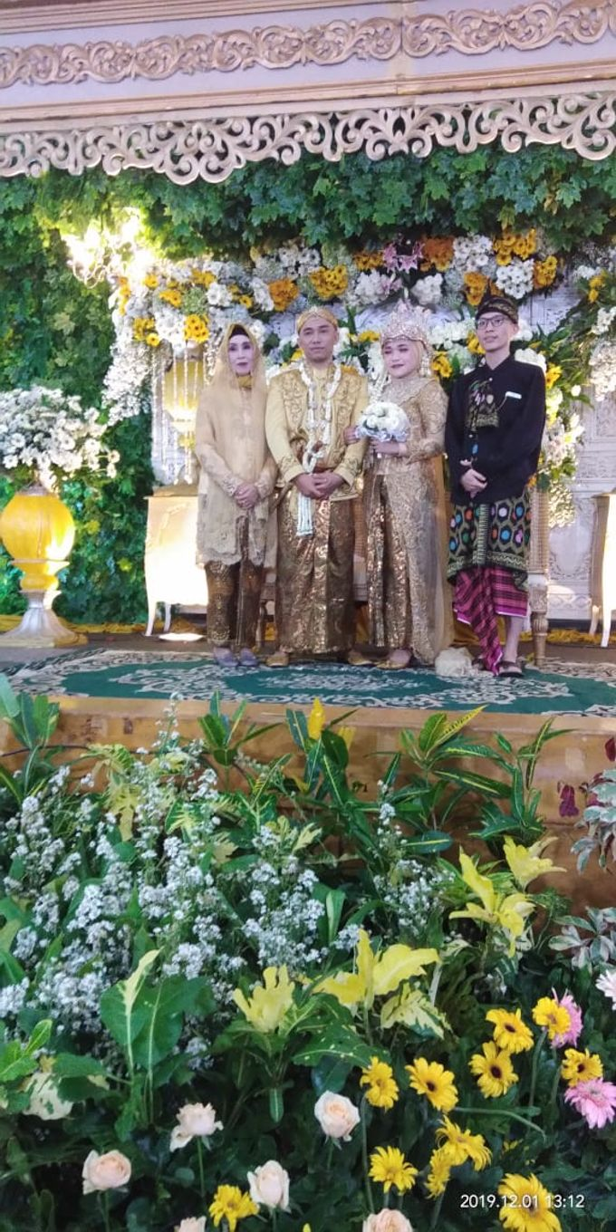 The Wedding Of Rezky & Rizal by Dirasari Catering - 021
