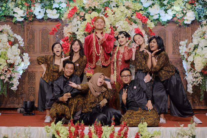 HERJAN & INGGIT by SORA Wedding Organizer - 009