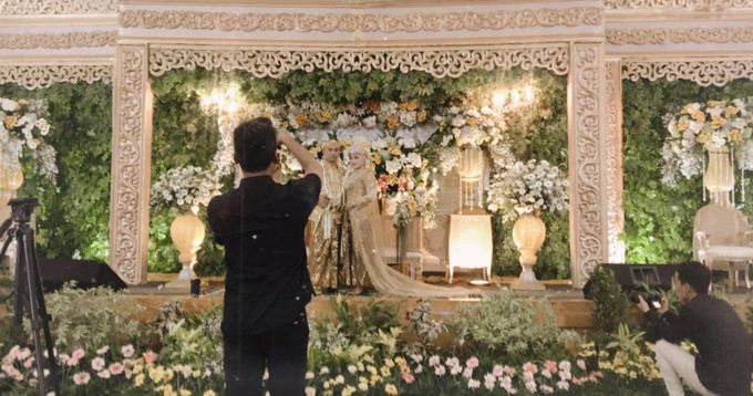 The Wedding Of Rezky & Rizal by Dirasari Catering - 022