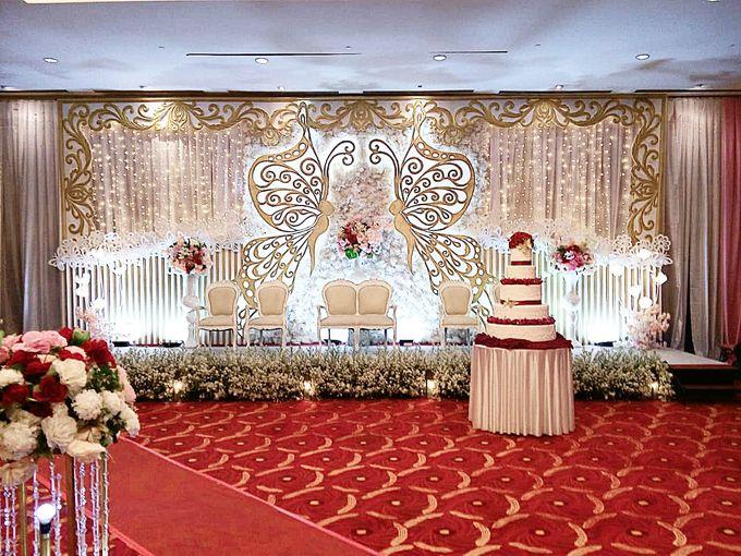 @Graha Mandiri Ballroom by Jevahrei (Menara BTN, Graha Mandiri, UNTAR) - 009