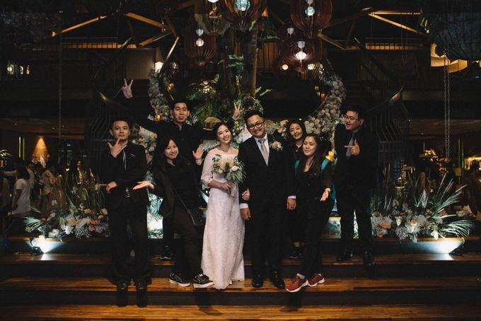 Redy & Bella Wedding by DESPRO Organizer - 013