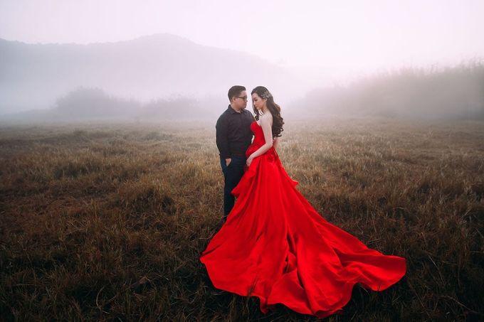 Eliana & Setiadi Pre-wedding by Cynthia Kusuma - 002