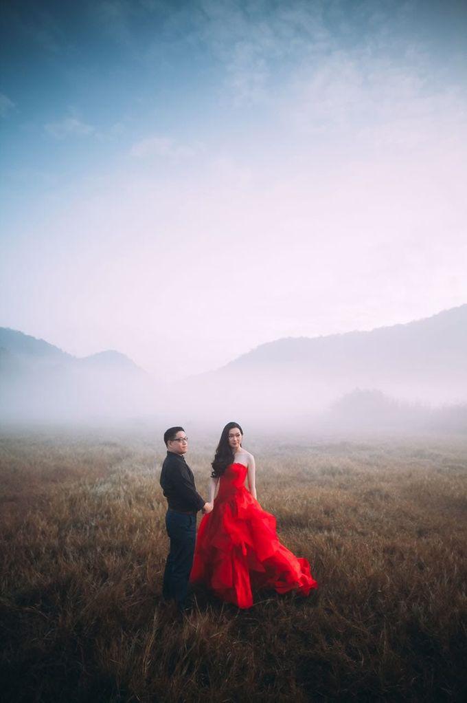 Eliana & Setiadi Pre-wedding by Cynthia Kusuma - 001
