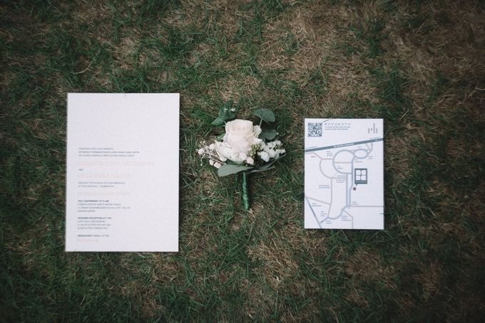 Redy & Bella Wedding by David Christover - 013