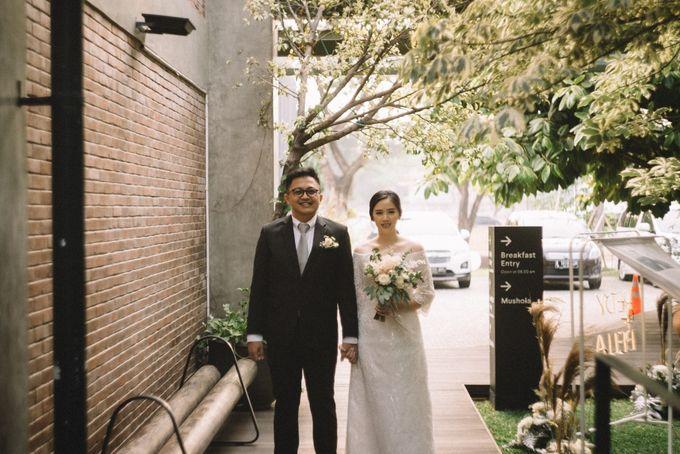 Redy & Bella Wedding by David Christover - 016