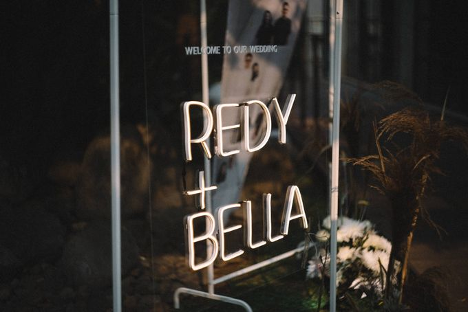 Redy & Bella Wedding by DESPRO Organizer - 014