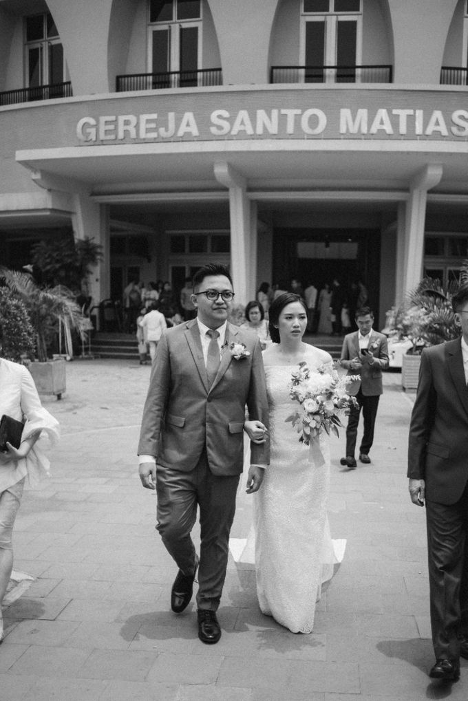 Redy & Bella Wedding by DESPRO Organizer - 008